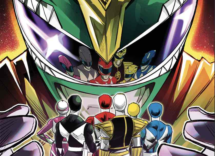 FIRST LOOK: 'Mighty Morphin #1' From BOOM! Studios